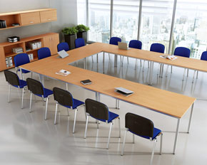 modular table range