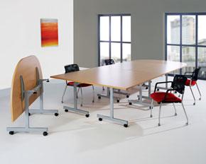 flip-top table range